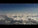Рейс Челябинск-Москва 26.04.2012. Высота 10000 метров, скорость - 850 км/ч!